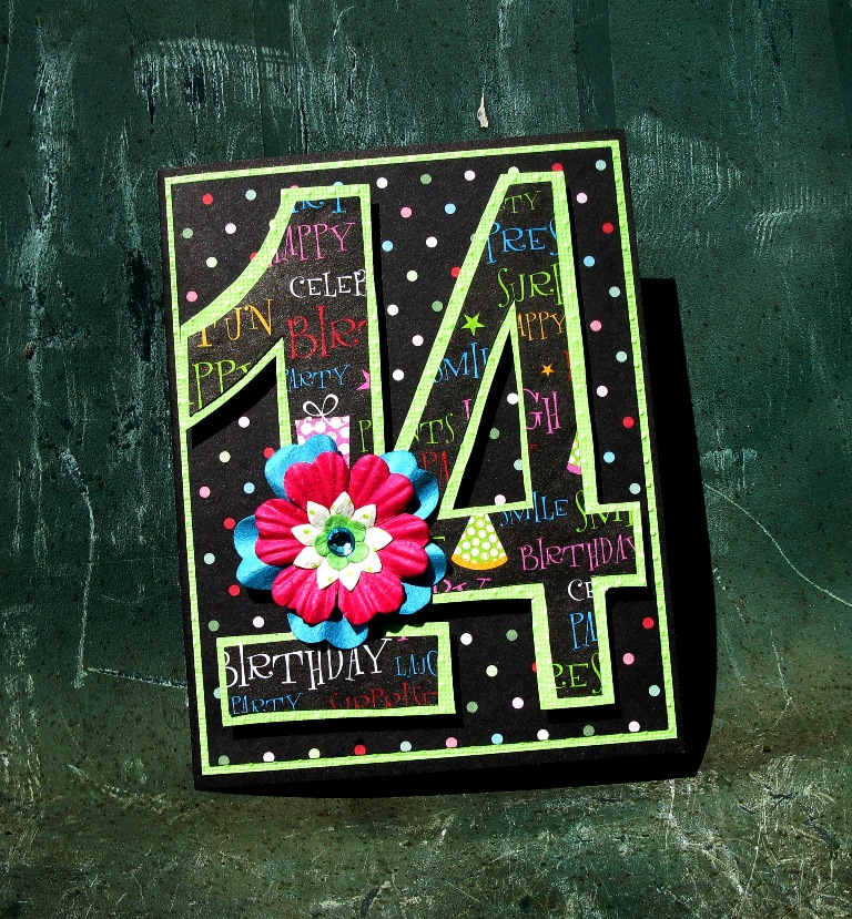 writtencards greeting cards, Birthday card