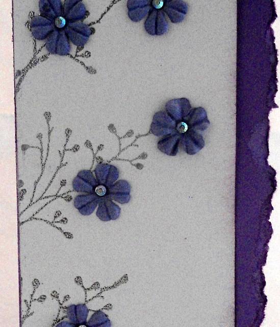 Elegant Lilac & Silver