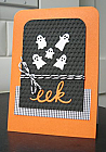 EEK! Halloween Ghosts