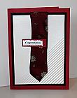 Congratulations Tie